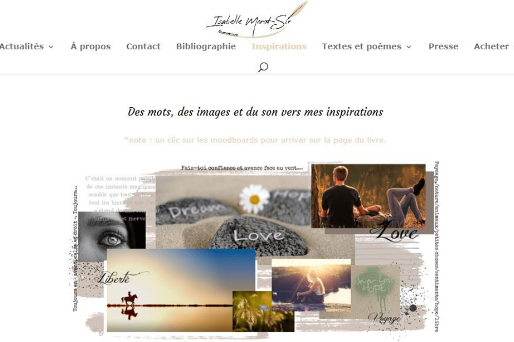 Le blog d'Isabelle Morot-Sir