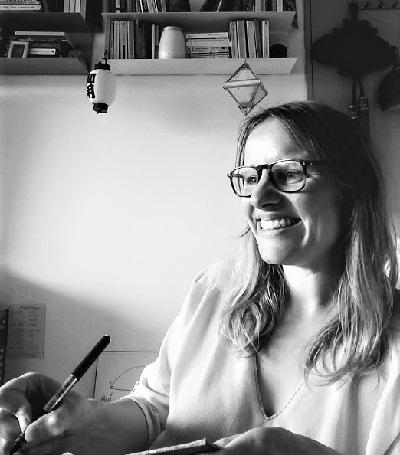 Ingrid Lemmer / J'écris un roman