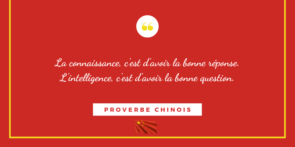 Proverbe chinois 2