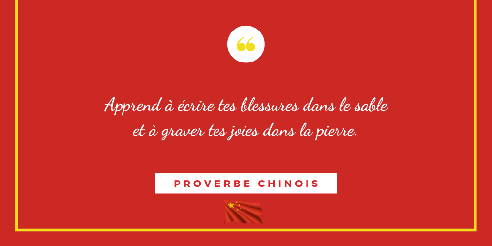 Proverbe chinois 9